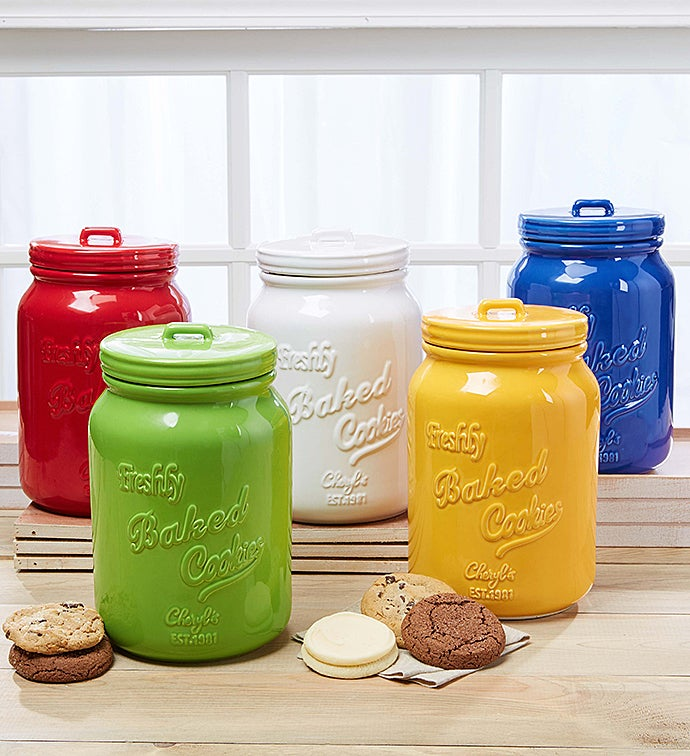 Create Your Own Collectors Edition Cookie Jar