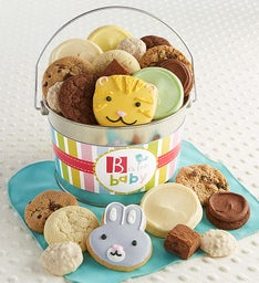 B is for Baby Treats Pail