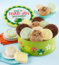 Toad-ally Awesome Gift Tin Create your own Assortment