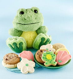 Toad and Cookies