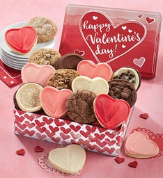 Happy Valentine Gift Tin - Create Your Own Assortment