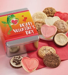 Hoppy Valentine's Day Gift Tin