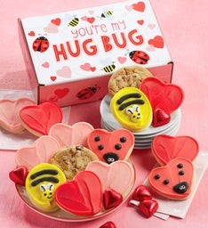 youre my hug bug valentine gift box