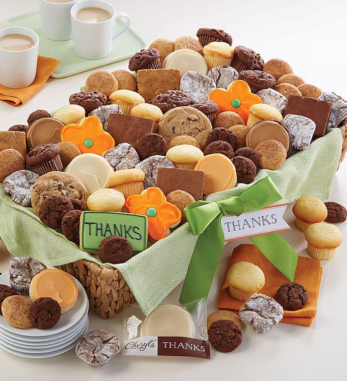 Thank You Dessert Baskets