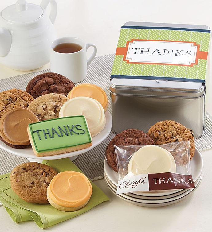 Thank You Gift Tin