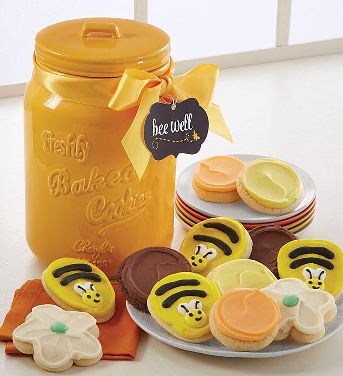 Collectors edition bee well cookie jar from 1 800 flowers collectors edition bee well cookie jar negle Choice Image