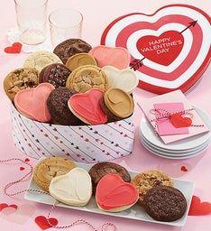Happy Valentine Gift Tin Create Your Own Assortment