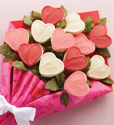 Valentines Day Cookies Delivered Valentines Day Gifts Cheryls Com