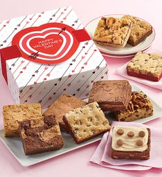 Valentine39s Day Brownie Sampler