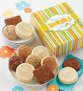 Gluten Free Have A Wonderful Day Cookie Box by Cheryl's