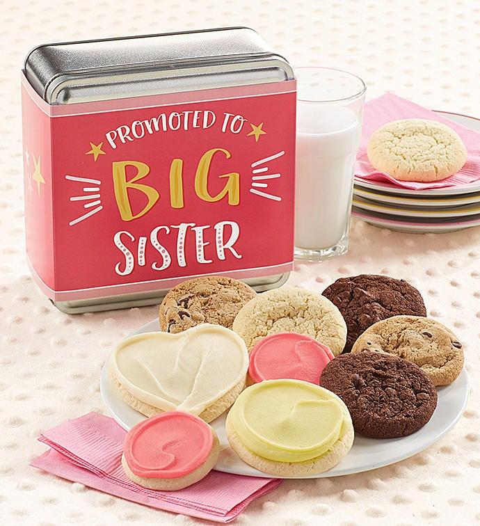 Big Sister Gift Tin