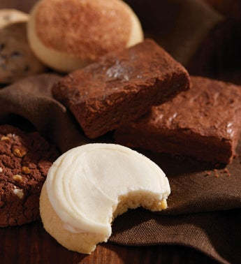 Gluten Free Cookies And Brownies by Cheryl's