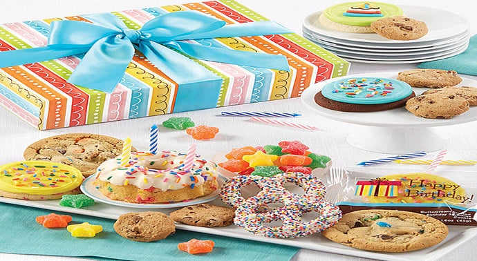 Birthday Fun Party in a Box