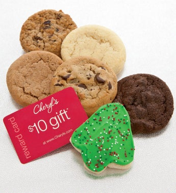 6 Cookie Try Me Sampler
