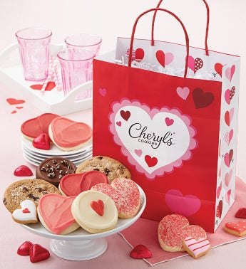 Valentine Treats Gift Bag