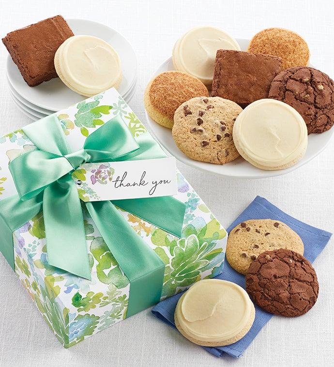 Gluten Free Thank You Cookie Box