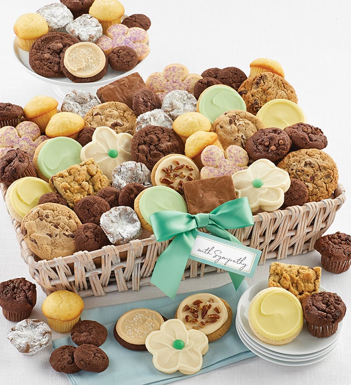 Sympathy Gift Basket Large