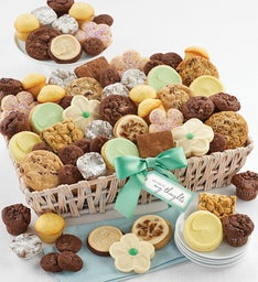 Youre in My Thoughts Gift Basket Large