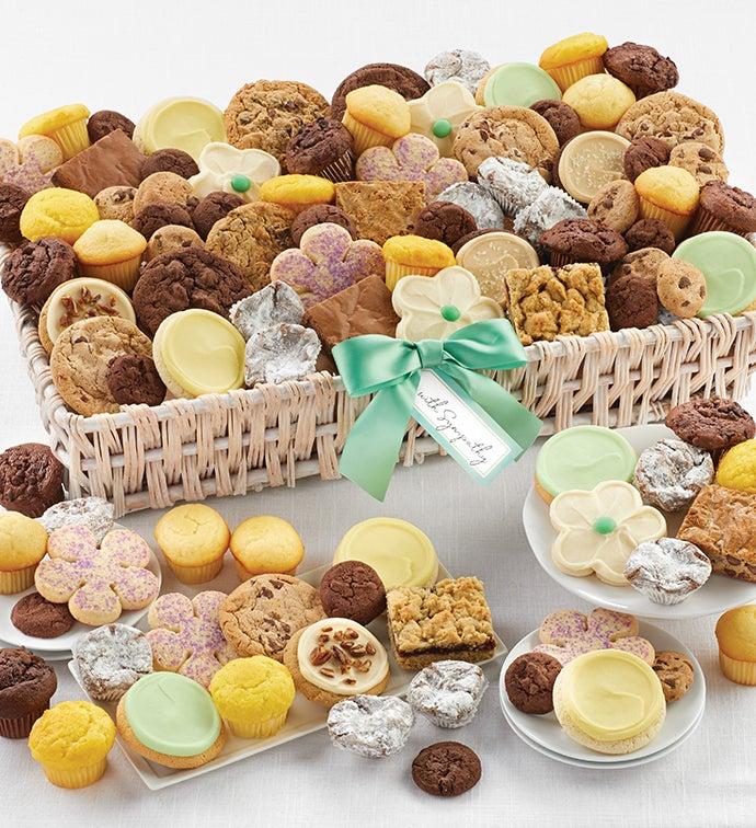 Sympathy Gift Basket Grand