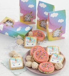 Unicorn Party Favors Set of