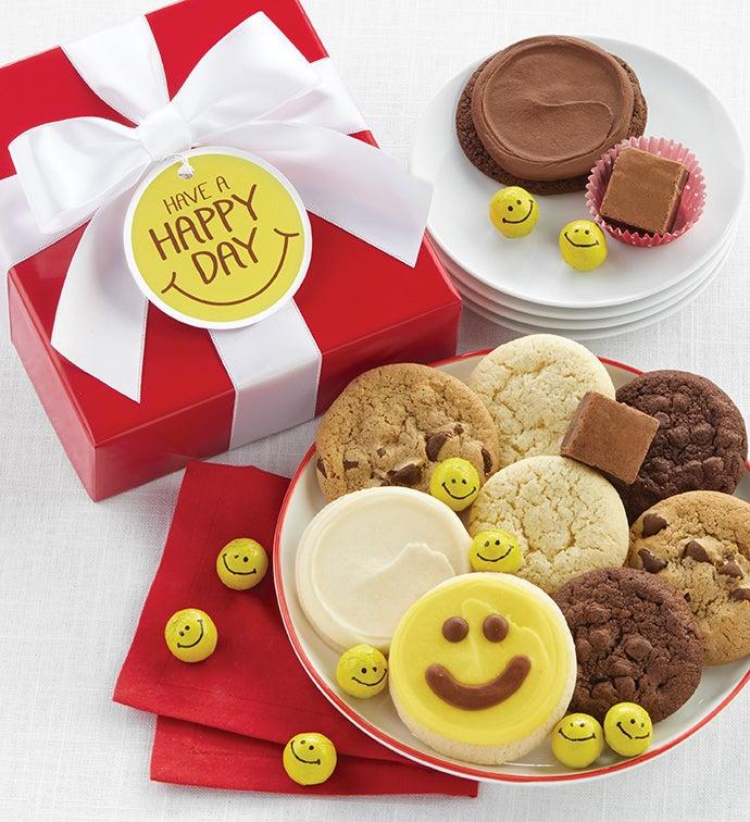 Have a Happy Day Treats Gift Box