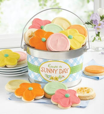 Have a Sunny Day Cookie Pail