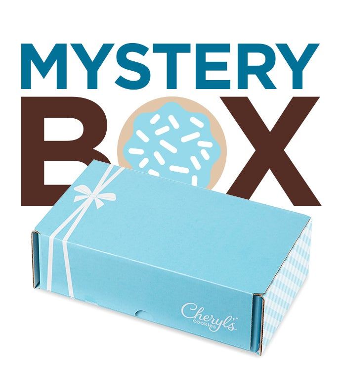 Mystery 36 Cookie Box