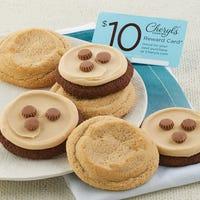 Peanut Butter Cookie Sampler