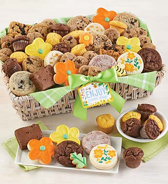 Enjoy Your Day Gift Baskets - Large