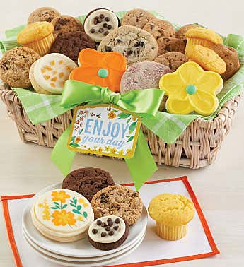 Enjoy Your Day Gift Baskets - Small
