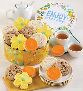 Enjoy Your Day Gift Tin Create Your Own Assortment