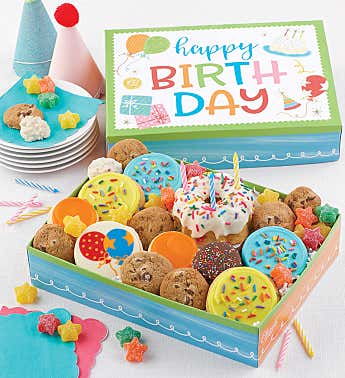Happy Birthday Party in a Box