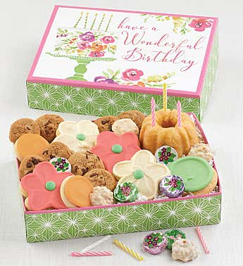 Have a Wonderful Birthday Party in a Box