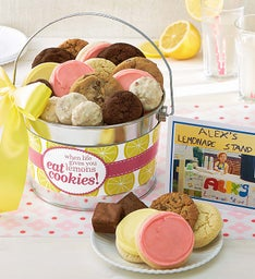 Alexs Lemonade Stand Treats Pail