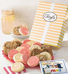 Alex's Lemonade Stand Cookie Gift Boxes