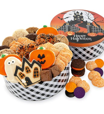 Haunted House Grand Gift Tin - Treats