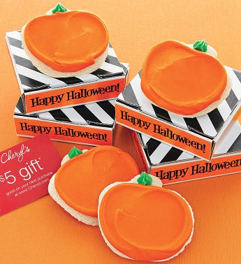 Happy Halloween Cookie & Gift Card