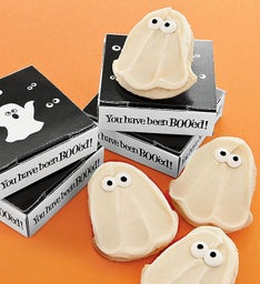 Boo Cookie Card