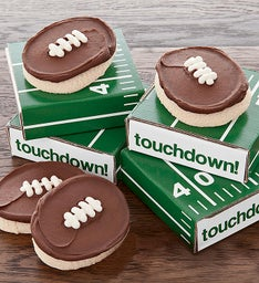 Football Cookie & Gift Card