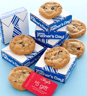 Father's Day Cookie & Gift Card