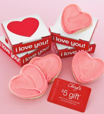 Love Cookie & Gift Card