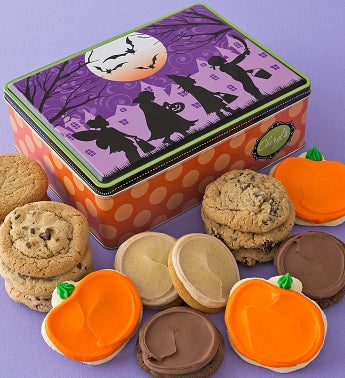 Trick or Treat Tin - Create Your Own
