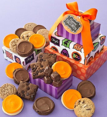 Gift tower sugar free halloween gift tower sugar free negle Image collections
