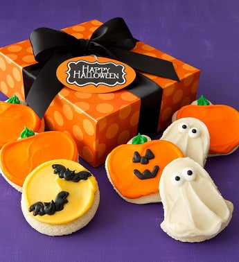 Halloween Cookie Boxes