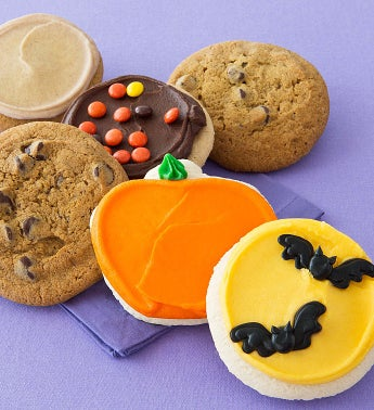 Halloween New Cookie Flavor Sampler