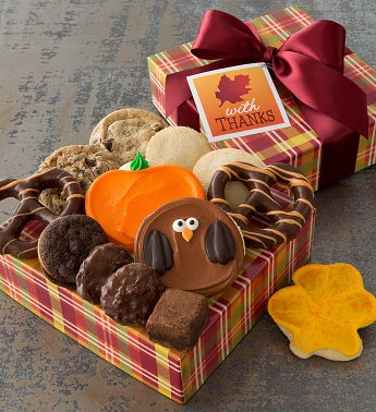 Autumn Treats Gift Box