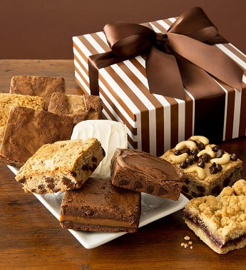 Premium Brownie Samplers