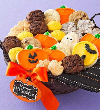 Halloween Bakery Basket