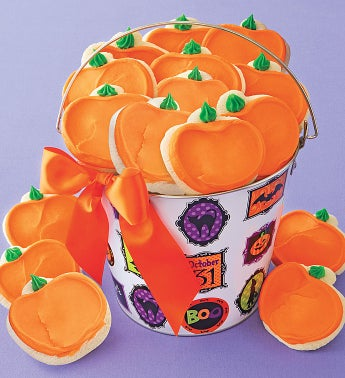 Trick or Treats Pail - Cutout Cookies