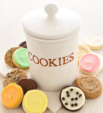 Deluxe Cookie Jar
